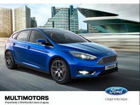 Nuevo Ford Focus S 1.6 2018