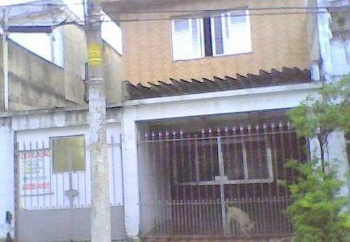 Sobrado Residencial À Venda, Vila Regente Feijó, São Paulo. - So0033
