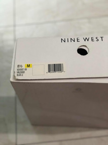Botas Nine West, Negras