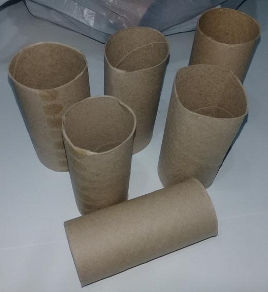 Rollo Carton Papel Higienico X 50 Unidades