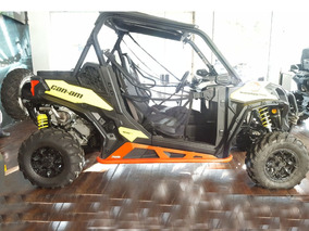 Can Am Maverick Trial