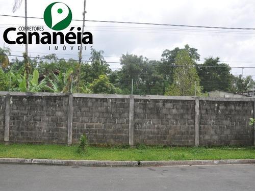 Terreno Com 600m2 No Nova Cananéia, Em Cananéia/sp - Te00058 - 69027889