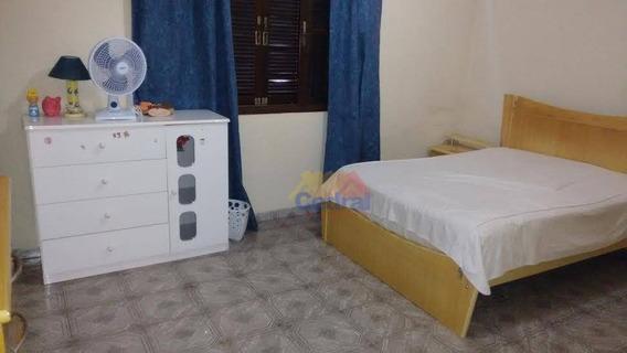 Casa Residencial Para Venda E Locação, Cézar De Souza, Mogi Das Cruzes - Ca0224. - Ca0224