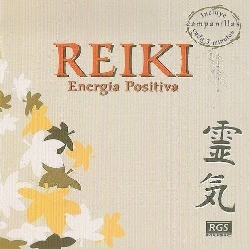 Varios Interpretes - Reiki Energia Positiva  Cd#