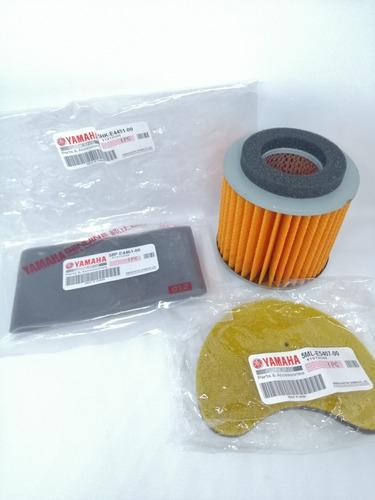 Filtro De Aire+espuma De Filtro +espuma Variador Yamaha Bwsx
