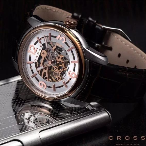 Relógio Cross Palatino Automatic - Modelo Novo