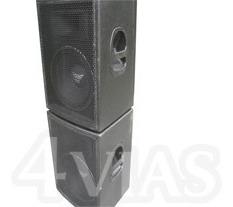 Caixa De Som (pa) 12+ti Oversound 490 Watts Rms - Loja 4vias