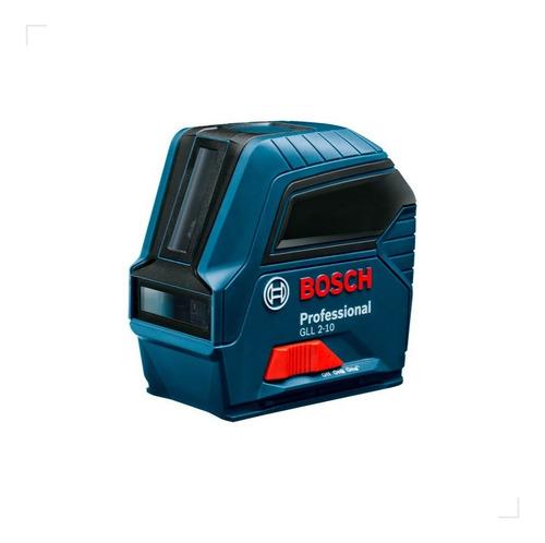 Nivel Laser De Lineas Bosch Gll 2-10 Professional