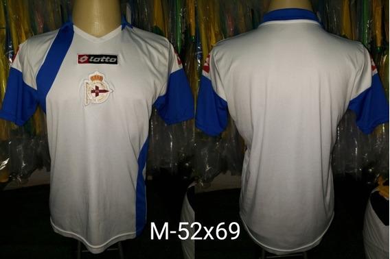 Camisa La Coruña Lotto 2009