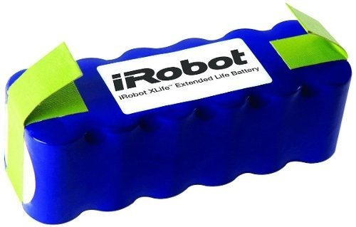 Imagen 1 de 7 de Batería Irobot Xlife Roomba Serie 500/600/700/800