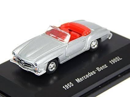 Mercedes - Benz 190sl Escala 1/87 1955 Schuco