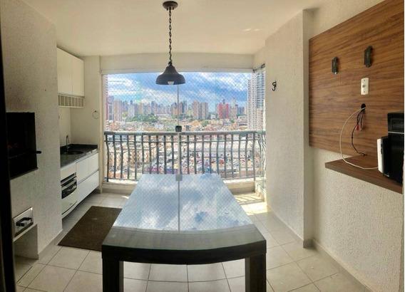 Apartamento Com 3 Dormitórios, 86 M² - Mitral Residence - Belém/pa - Ap0507