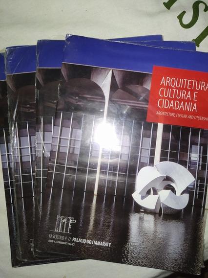 Revistas Com Maquete - Arquitetura Cultura E Cidadania