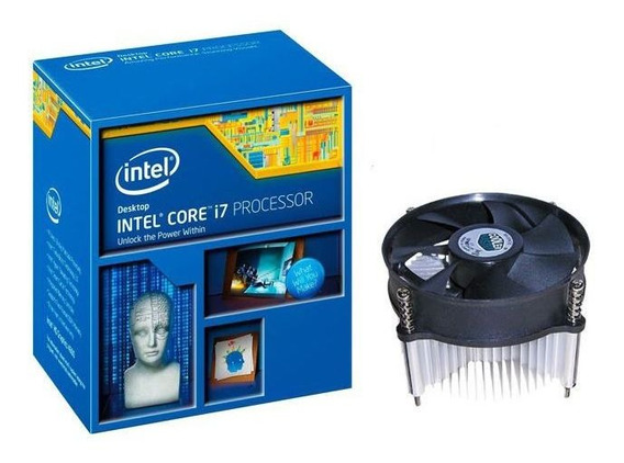 Cooler Master Lga2011+processador Core I7-4820k 10mb Lga2011