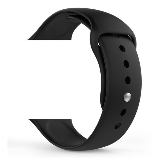 Correa Apple Watch 38m 40mm 42mm 44mm Serie 1 2 3 4 5 Silico