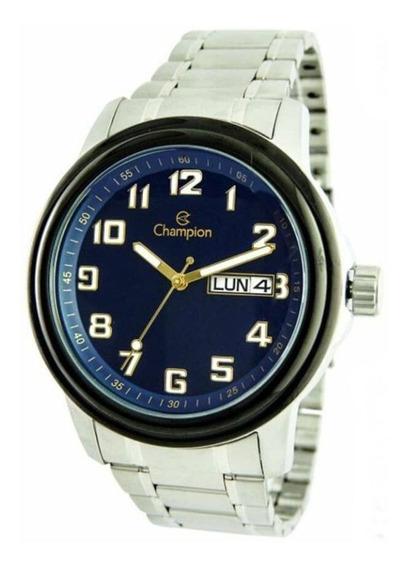 Relógio Champion Ca30927f - Prata