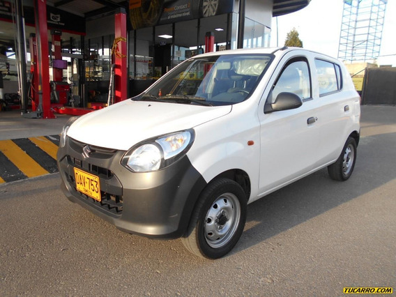 Suzuki Alto 800 2015