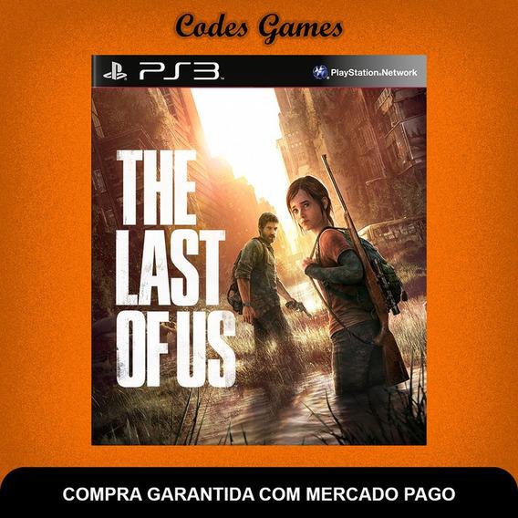 The Last Of Us - Dublado Português - Ps3 - Promoçã
