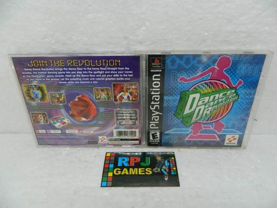 Dance Dance Revolution Original Completa Ps1 Playstation