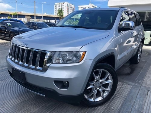 Jeep Grand Cherokee 2013 Limited Full Clean Panoramica
