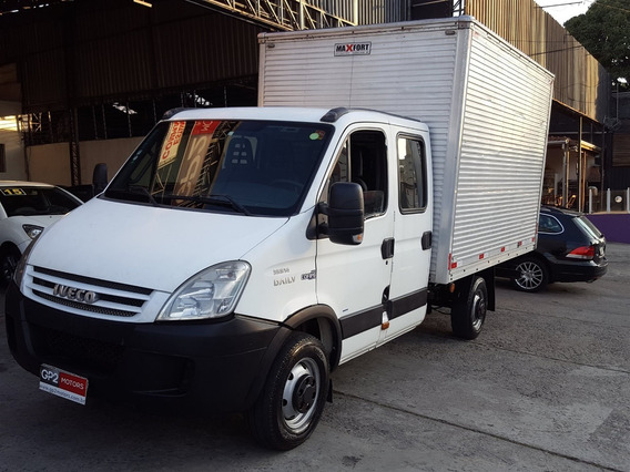 Iveco Daily 35s14 Cabine Dupla 2012