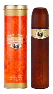 Perfume Hombre Cuba Gold Homme 100 Ml - L a $57999