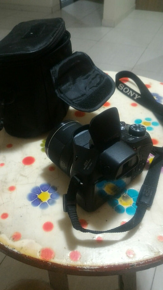 Camera Sony Dsc H400 20.1mpx 63x Zoom