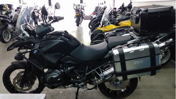 R1200gs Triple Black 2012