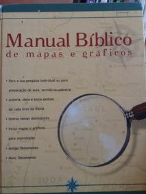 Manual Bíblico De Mapas E Gráficos