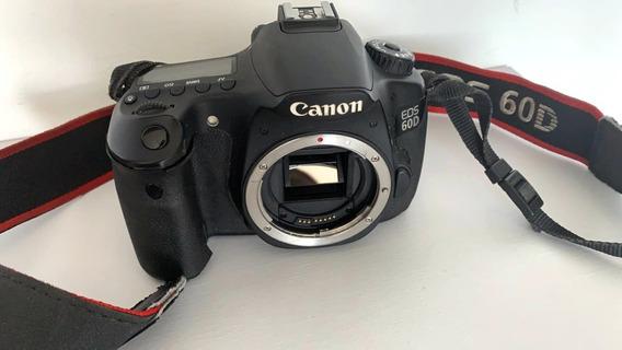 Canon 60d Usada (somente Corpo)