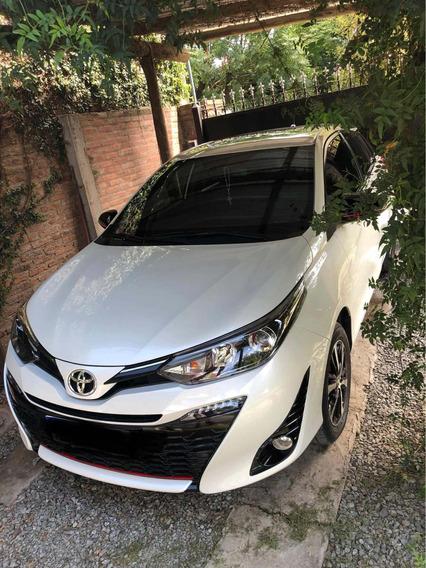 Toyota Yaris S Cvt 1.5 2019