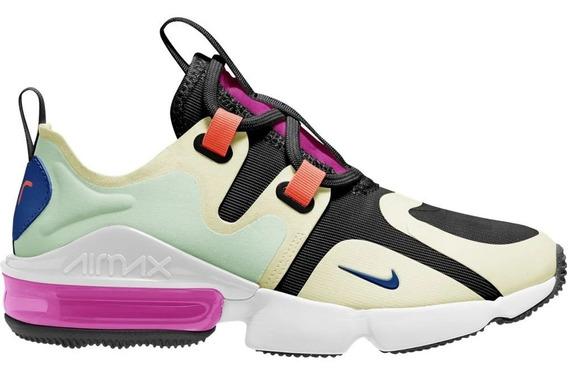 Tenis Nike Air Max Infinity Beige Bq4284 004