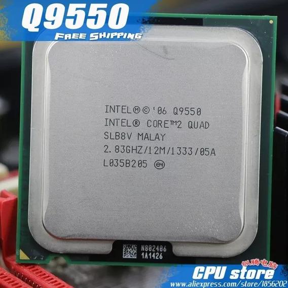 Intel Core2quad Q9550 12mb Cache 2.8ghz