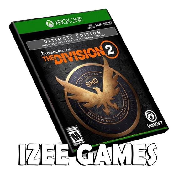 The Division 2 Xbox One Mídia Digital + 1 Jogo Grátis