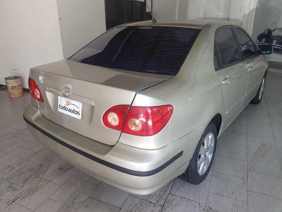 Toyota Corolla Automatic Xei Nuevo Contado $320 Anticip $210