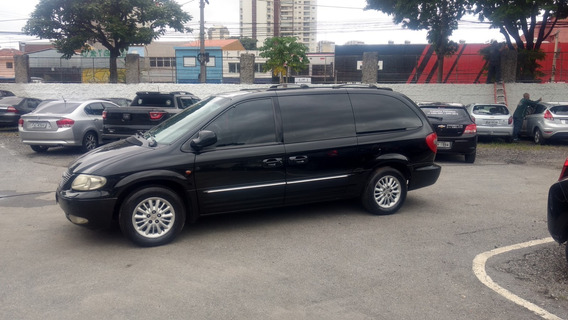 Chrysler Grand Caravan 3.3 Limited Ano 2004 ( 7 Lugares )