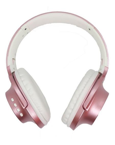 Headphone Fone Ouvido Bluetooth Sem Fio Super Bass Mp3 Pc