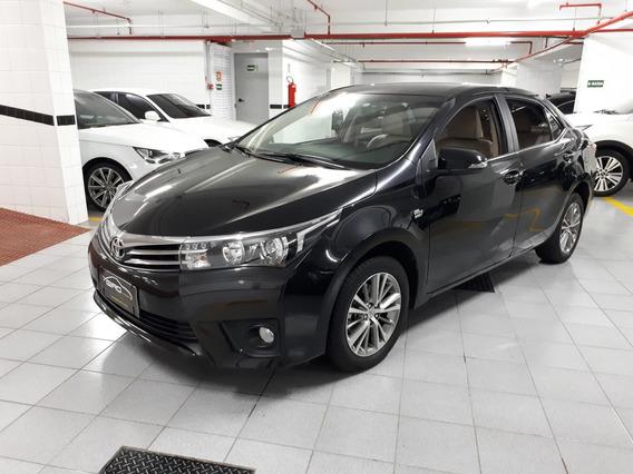 Toyota Corolla Altis 2.0 Flex Automática 2015 Único Dono