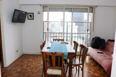 Alquiler- Departamento-2 Ambientes- Belgrano- Vista Abierta