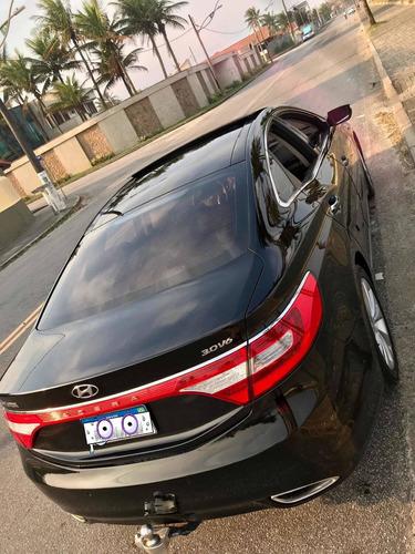 Imagem 1 de 11 de Hyundai Azera 2012 3.0 V6 Aut. 4p