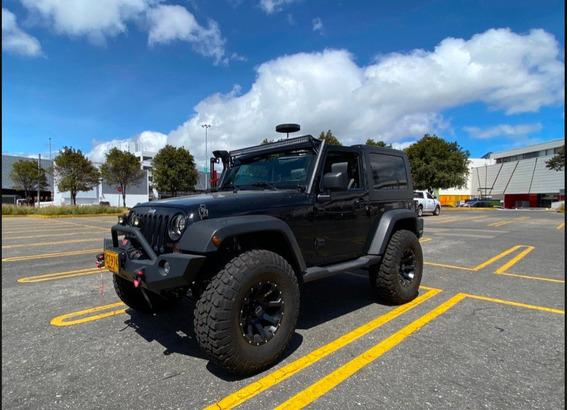 Jeep Rubicon 2010 Full Equipo