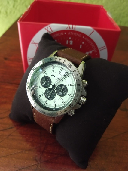 Reloj Nivada Skymaster Original