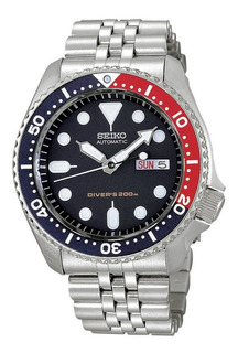 Reloj Seiko Divers 200 Mts Skx009 K2 Agente Oficial