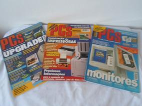 Kit Com 3 Revistas Pcs Edições Especiais Nº 01, 06 & 07 Raro