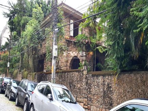 Casa Estilo Colonial No Jardim Botânico - 204200011 - 67808256