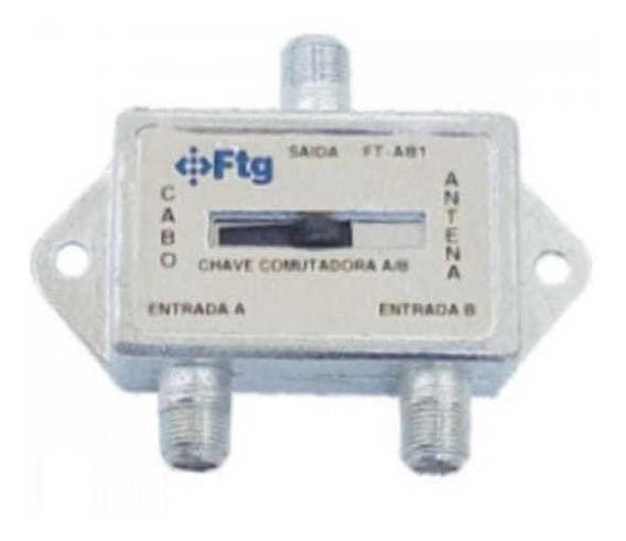 Chave A/b Para Antena Genérico - Dez / 10