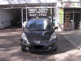 Honda Fit Lx 09 1 Mano Titular Directo Vtv , Facilidades