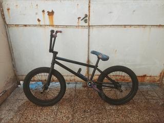 Bicicleta Bmx Wethepeople Patron 2013 20.75 Cromo