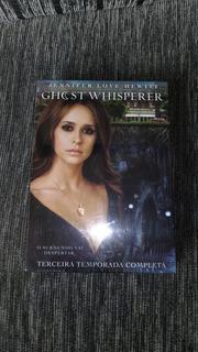 Dvd Ghost Whisperer Terceira Temporada - Novo - Lacrado