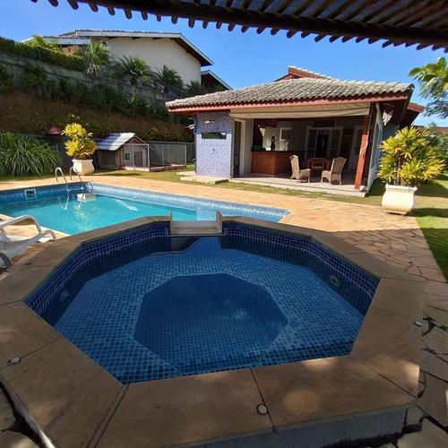 Casa Em Atibaia Condomínio Serra Das Estrelas